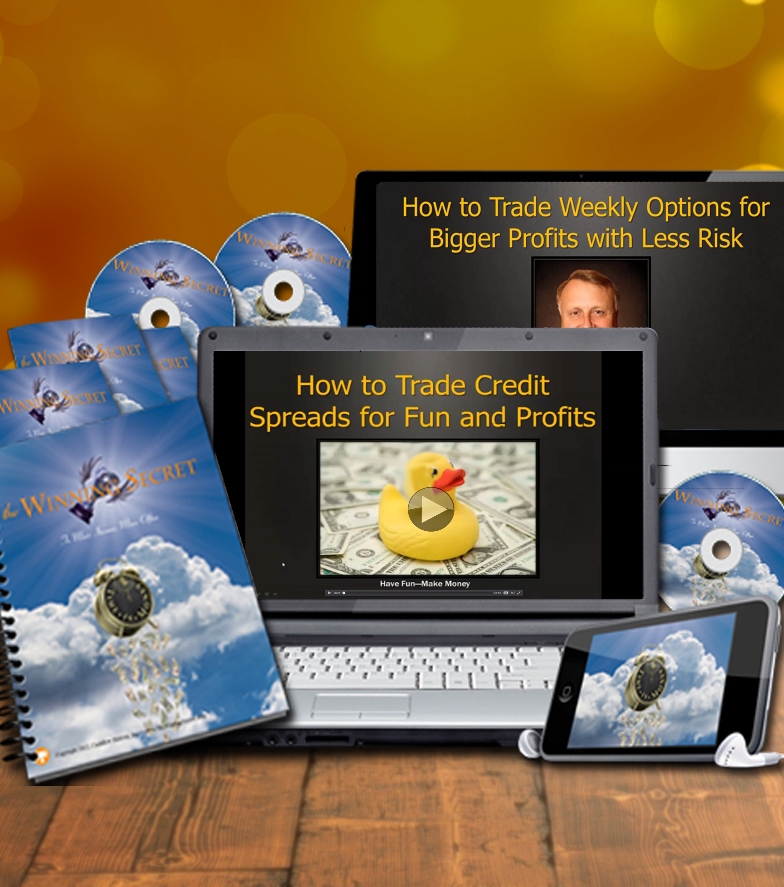 The Winning Secret Course: Get the Tools You Need to Start Profitably and Stay that Way